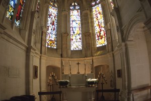 How To Prepare a Communion Table