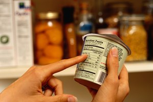 Cómo calcular los carbohidratos netos