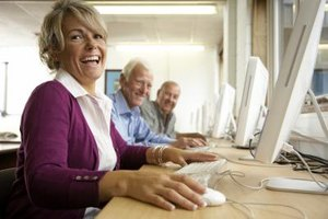 Computer technology can be understood by seniors if taught properly.