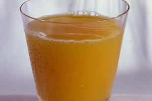 How to Freeze Orange Juice