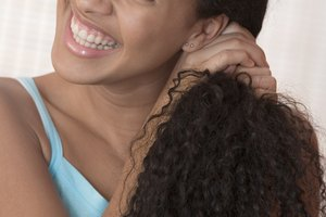 How to Naturally Straighten African-American Coarse Hair Without Chemicals