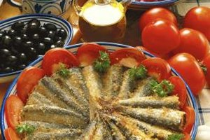 If you use a pressure cooker, you can fresh sardines ready to serve in about 5 minutes.