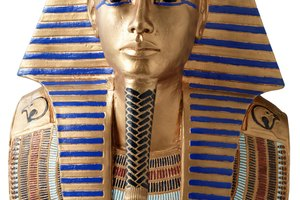 Egyptian Afterlife Ceremonies, Sarcophagi & Burial Masks