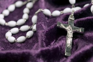 Knotted Anglican Rosary Instructions