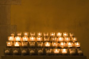 Why Do Catholics Light Candles in Church?