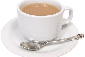 ¿Hay cafeína en el té chai?