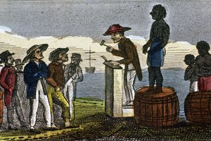 Why Did the British Want to Take Over the Slave Trade in the Late 17th Century?