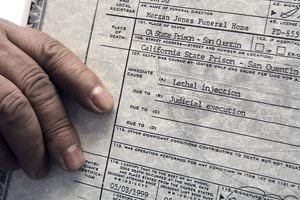 What Is Written on a Death Certificate?