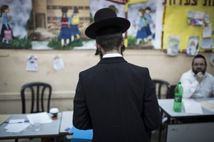Orthodox Jews & Politics