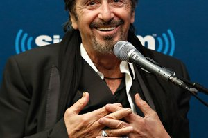 How to Style Hair Like Al Pacino