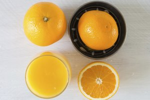 How to Freeze Fresh-Squeezed Orange Juice