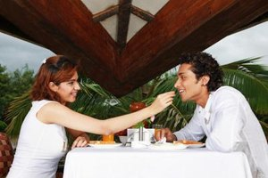 Occassional date nights can help reignite the passion in a marriage.