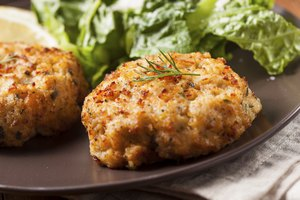 How to Grind Up Fish to Make Fish Cakes