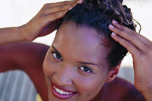 How to Care for Natural, Short African-American Hair