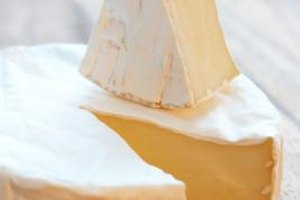 Brie is best served either warm from the oven or at room temperature.