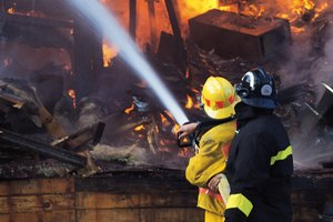 Classes to Become a Firefighter
