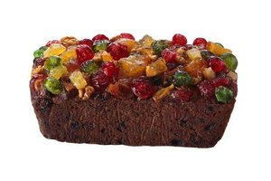 Fruitcakes have one of the longest shelf lives of all cakes.