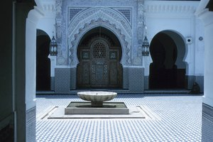 Importance of Water in Islamic Architecture