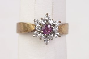 How to Clean an Amethyst Ring