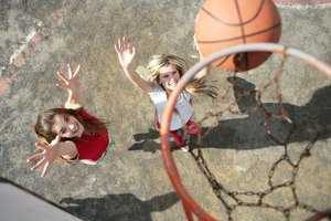 Actividades de baloncesto para educación física