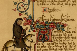 What Political Positions Did Geoffrey Chaucer Hold?