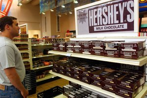 What Are the Ingredients in Hershey's Chocolate?