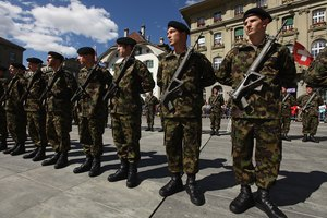 Switzerland's Military Draft