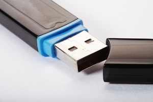 How to Get a Flash Drive Serial Number