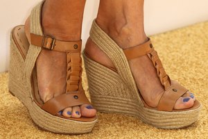 Types of Wedge Shoes