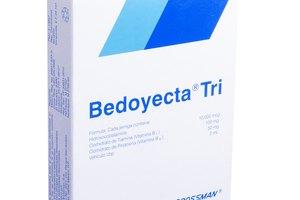 Cómo usar Bedoyecta Tri