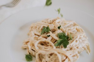 One Pot Vegan Alfredo Recipe