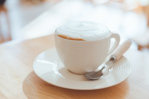 How to Make Cafe Bustelo Cappuccino