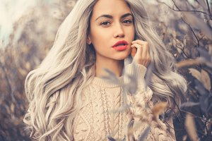 How to Remove Hair Color From Gray Hair