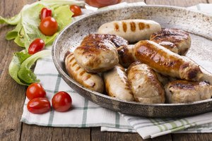 How to Cook Sweet Italian Chicken Sausages