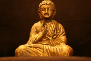 Meanings of Different Buddha Statues