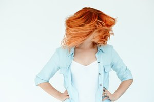 How to Cover Red Hair Dye
