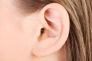 How to Repair Your Ear Lobe