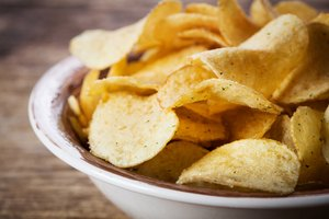 How to Take Out Some of the Salt From Store Bought Potato Chips
