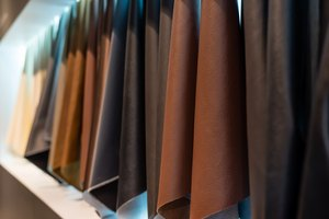 Types & Degrees of Expensive Leather