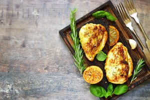 How to Freeze Cooked Chicken Breasts