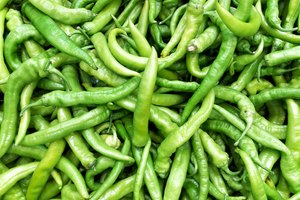 Green Chili Substitutes