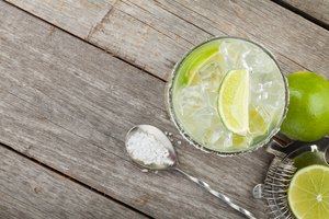 How to Make a a Margarita Without Triplesec