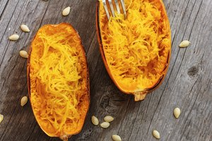 How to freeze cooked spaghetti squash