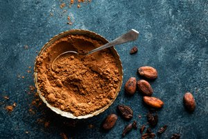 How to Substitute Cocoa Powder for Melted Chocolate
