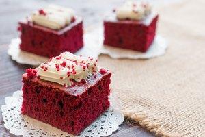 What Is the Purpose for Vinegar in Red Velvet Cake?