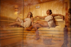 Don't overstay your steam room welcome. Here's how long and how often you should stay in a steam room