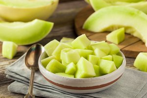 How to Sweeten Cut Honeydew Melon