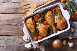 How to Reheat Food in a Conventional Oven