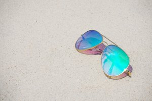 How to Clean Mirrored Sunglasses