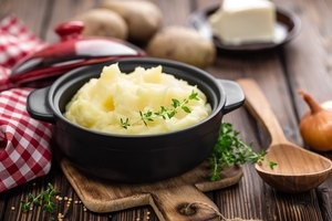 How to Keep Mashed Potatoes Warm in the Crock-Pot